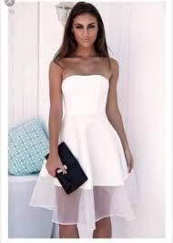 dress white dress white strapless white strapless dress