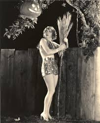 from the 1930s a halloween witch actor nancy carroll classic