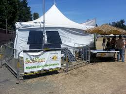 rentals for solar rentals for events solar generator rentals solar light