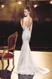 sleeveless satin wedding dress style 4703 paloma blanca
