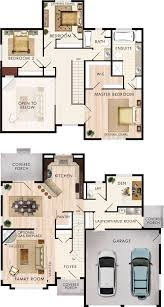 4 Bedroom House Plan by Cranbrook Floor Plan By Beaverhomesandcottages Planner House