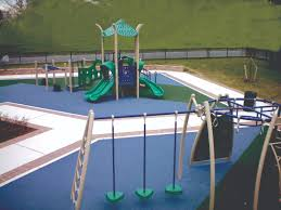 rubberrecycle full line of rubber mulch u0026 playground safety products