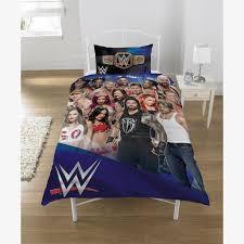 Wrestling Ring Bed Frame Bedroom Face Vs Heel Reversible Single Duvet Cover Bed Set In