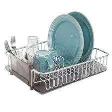 kitchen sink drainer kitchen kitchen dish drainer drainers accessories interdesign over