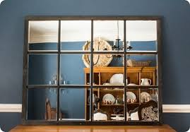 Pottery Barn Beveled Mirror Multi Panel Mirror For The Dining Room