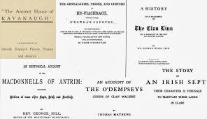 free irish genealogy ebooks