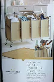 Quad Laundry Hamper by 20 Best Laundry Organization Images On Pinterest Laundry Sorter