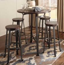 granite top round pub table chairs design granite top pub table and chairs pub table and