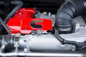 nissan cummins nissan titan xd u0027s cummins 5 0l v8 turbo diesel two stage turbocharger