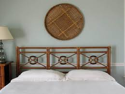 Wicker Beds Wicker Headboard Is Durable Furniture Loccie Better Homes