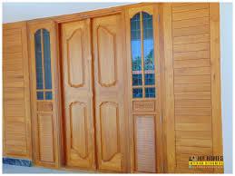 wooden door style in kerala door designs photosm images kerala