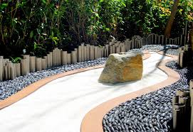 Japanese Rock Garden Plants 65 Philosophic Zen Garden Designs Digsdigs