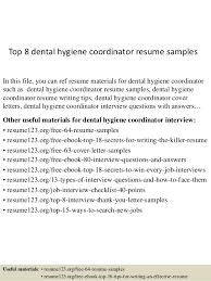 Dental Hygienist Sample Resume by Home Design Ideas 5 Dental Assistant Resume Templates Event