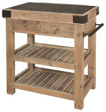 country kitchen island nadar country reclaimed pine and blue block kitchen