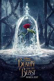 Enchanted Rose That Lasts A Year Disney U0027s U0027beauty And The Beast U0027 Poster Features Iconic Enchanted