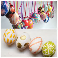 how to create your own easter decoration and crafts easy