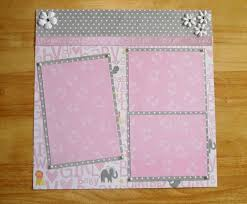 baby girl scrapbook album best 25 baby girl scrapbook ideas on scrapbook ideas