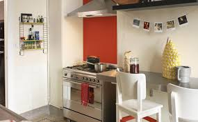 small kitchen use colour to think big interior and exterior