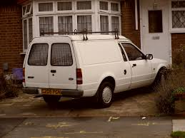 90 Ford Escort 1990 Ford Escort 1 4 35 Van I Thought This Photo Would Be U2026 Flickr