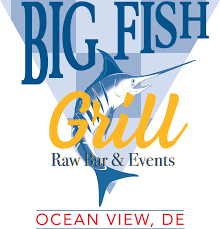lunch and dinner carry out big fish grill market