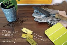garden markers diy garden markers everyday dishes diy