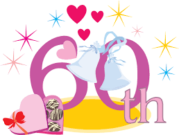 60th anniversary gifts traditional 60th wedding anniversary gifts for women men