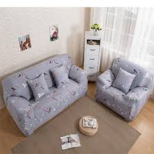 Grey Sofa Slipcover by Compare Prices On Single Sofa Cover Online Shopping Buy Low Price