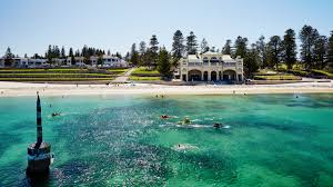 guide to cottesloe beach perth tourism australia