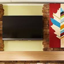 how to hide a flat screen tv 9 ways to your look at home