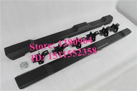 jeep wrangler side steps for sale aliexpress com buy running board side nerf bar suitable for
