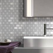 stick on backsplash for kitchen self stick backsplash tiles