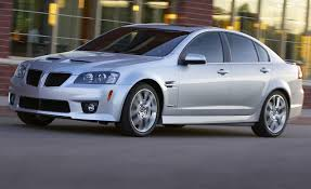 2009 pontiac g8 gxp u2013 instrumented test u2013 car and driver