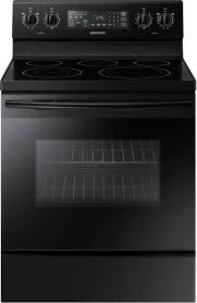 samsung 5 9 cu ft convection freestanding electric range