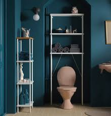 Storage Unit Bathroom by Even The Smallest Bathrooms Can Be An Organised Calm With Dynan