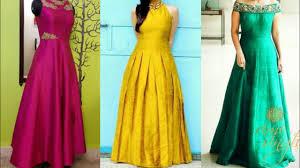 dress design ideas beautiful party wear silk dress design ideas silk fabric party