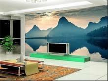 Wallpaper Livingroom by Popular Sunrise Wallpapers Buy Cheap Sunrise Wallpapers Lots From