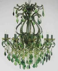 Emerald Home Decor by 100 Chandelier Green Best 20 Green Chandeliers Ideas On