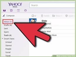yahoo email not pushing to iphone 3 ways to delete yahoo email wikihow