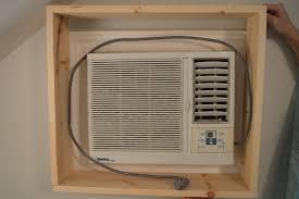 Window Ac With Heater Diy A C Unit Cover U2013 Vintagemeetsglam