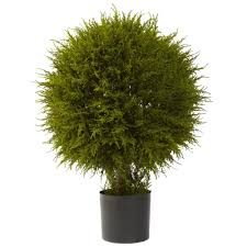Rosemary Topiary Artificial Cedar Topiary Cedar Tree Topiary