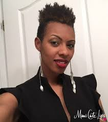 mid length tapered 4c hair hair drama back story growing out a tapered haircut mimicutelips