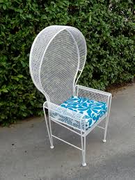 Mid Century Modern Outdoor Furniture Rare Russell Woodard Patio Chair Outdoor Patio Furniture Cast