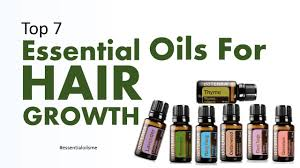 top 7 essential oils for hair growth youtube