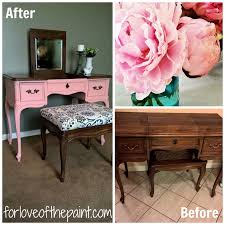 for love of the paint before and after vintage french