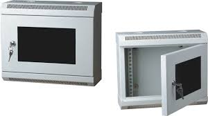 Wall Mounted Cabinet With Glass Doors by 10