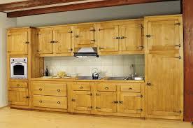 portes pour meubles de cuisine meuble cuisine en pin pas cher collection avec meuble cuisine en