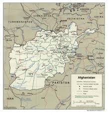 Indiana University Map Afghanistan And Central Asia Research Information Acari
