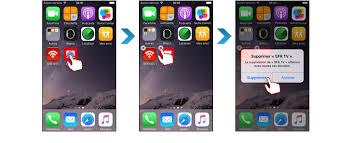 supprimer icone bureau comment gérer les applications sur votre iphone 7