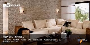 steinmauer wohnzimmer akzent paneel als wandpaneele sowie steinwand für ihr wohnzimmer