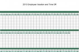 vacation schedule template vacation schedule template haven